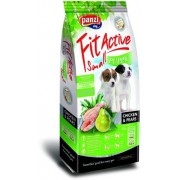 Panzi FitActive Puppy Small Chicken & Pears 15kg