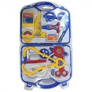 Shribossji Doctor Set/ Doctor Kit 13 Pcs Kit For Kids (Multicolor)