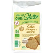 Preparat pentru prajitura cu castane souchet fara gluten BIO 300g Ma vie sans Gluten