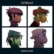 Gorillaz Demon days CD-multicolor Onesize Unisex