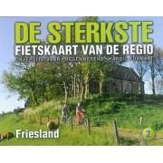 Fietskaart 02 De Sterkste van de Regio Friesland | Buijten & Schipperheijn