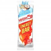 High5 Energy Bar - Box of 25 - 25Bars - Box - Coconut