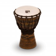 """Toca Percussion Origins Djembe TODJ-7AM, 7"""", African Mask #AM"""