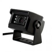 TrackSec AHD 720P 1,0megapíxeles Mini impermeable cámara visión trasera copia de seguridad CCTV Sistema de cámara de vigilancia con 4pines M12conector hembra para vehículo DVR móvil