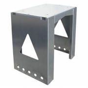 Versatile Stand 8002 letterbox stand, steel