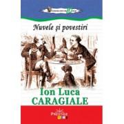 Nuvele si povestiri - Ion Luca Caragiale editia 2019