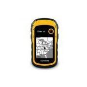 GPS Esportivo Portátil Garmin Etrex 10 Amarelo Com Tela de 2.2 A Prova dÁgua e Poeira