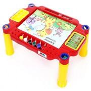 Plutofit™ educational learning desk kit for kids, Multipurpose use writing, drawing, studying etc