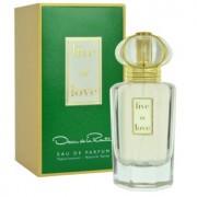 Oscar de la Renta Live in Love eau de parfum para mujer 100 ml