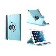 Apple iPad Air 2 (кожен калъф) 'Rotate style' (син)