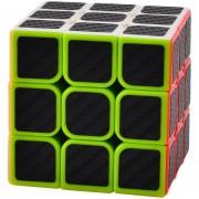Cubo Magico Rompecabezas Magic Cube 3x3x3-Negro