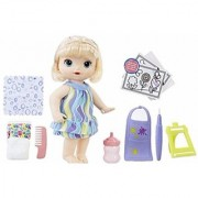 Hasbro Baby Alive Finger Paint Baby (Multicolor)