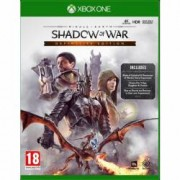Joc Middle Earth Shadow Of War Definitive Edition pentru Xbox One