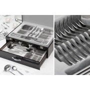 72pc Stainless Steel Cutlery Set