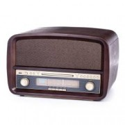 Gramofon Player Camry Retro cu Radio Pick-Up CD-Player USB Functie de Inregistrare si Telecomanda