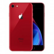 "Smartphone, Apple iPhone 8, 4.7"", 64GB Storage, iOS 11, RED Special Edition (MRRM2GH/A)"