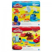 Hasbro Hsbb5527 Play Doh-Licensed Assorted ; Pack Of 6