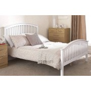 FTA Furnishing £189 instead of £449 for a wooden curved double bed, £299 for a bed and six-inch memory foam mattress, £359 for a bed and eight-inch pocket-sprung mattress or £269 for a bed and 10-inch memory foam mattress from FTA Furnishings - save up t