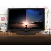 "Televisor Marca LG Mod. 20MT48 20"" LED-Negro"