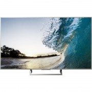 Televizor Smart LED Sony 138 cm Ultra HD KD55XE8577SAEP, WiFi, USB, CI+, Android, Silver