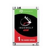 Disco Duro Interno Seagate IronWolf 3.5'', 1TB, SATA III, 6 Gbit/s, 5900RPM, 64MB Cache - para NAS
