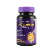 L-CARNITINA 500mg - 30 caps