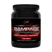 RAMPAGE Explosives Stickstoffmonoxid Pre-Workout (Frucht-Punsch) 550g