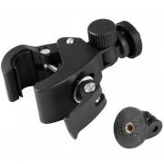 EW La abrazadera del manillar bicicleta Roll Cage Tija de montaje para GoPro Hero 5 4 3 cámara