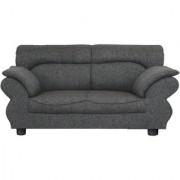 Gioteak Kingdom 2 seater sofa set in dark grey color with attractive design