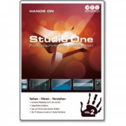 DVD Lernkurs Hands On Studio One Two Vol.2 para avanzados