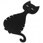 Grytunderlägg med kattmotiv