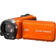 JVC »GZ-R445DEU« Camcorder (Full HD, 40x opt. Zoom), orange