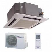 Aparat de Aer conditionat tip caseta Gree GKH12K3FI-GUHD12NK3FO Inverter 12000 BTU
