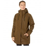 Columbia South Canyontrade Sherpa Lined Jacket Olive Green