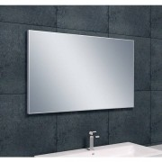 Wiesbaden Edge spiegel aluminium lijst 100x60x2.1cm 38.3752