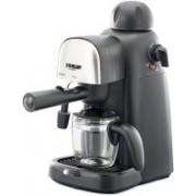 Eveready espresso maker 4 Cups Coffee Maker(Black)