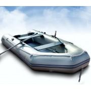 Barco Bote Insuflável c/ Motor Elétrico 60 lbs