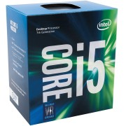 BX80677I57400 - Intel Core i5-7400, 4x 3.00GHz, boxed ,1151