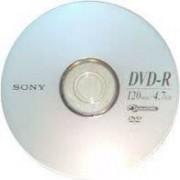 Medii de stocare sony DVD-R/1/koperta 4.7GB 16x (502)