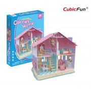 CubicFun Casuta lui Carrie Puzzle 3D 93 de piese