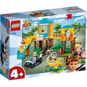 LEGO 4+ Toy Story 4 Speeltuinavontuur van Buzz en Bo Peep - 10768