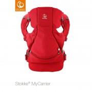 StokkeMyCarrier Front Carrier Red