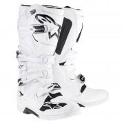 Alpinestars Stivali Moto Cross Tech 7 White