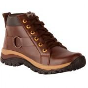 Pardus Riding Rockers Brown Boots For Men