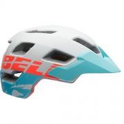 Bell Rush MIPS Helmet - Women s Matte White Glacier Blue Sonic S