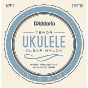 D'Addario EJ65TLG Pro-Art? Custom Extruded Nylon Ukulele Strings Tenor Low-G