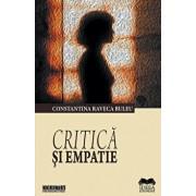 Critica si empatie/Constantina Raveca Buleu