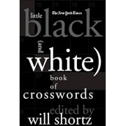 The New York Times Little Black (and White) Book of Crosswords, Hardcover/The New York Times