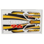 stk42044 Autocolant LEGO Technic 42044