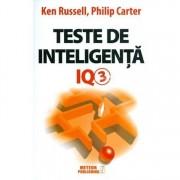 Teste de inteligenta IQ 3